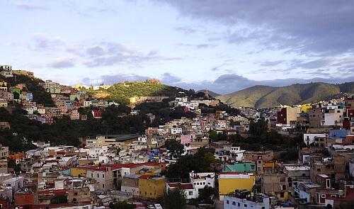 legal visa in Mexico