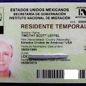 Mexican residency visa