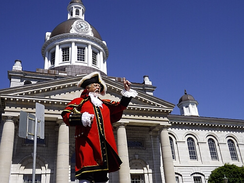 Canada's first capital
