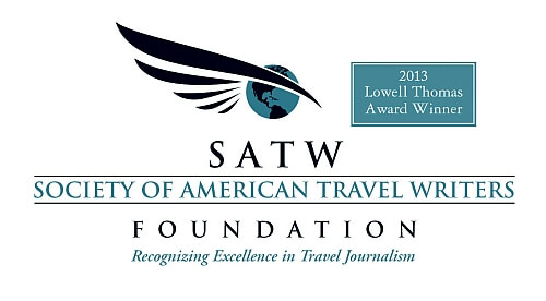 travel writing award