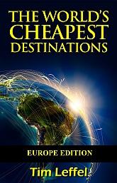 cheap travel Europe