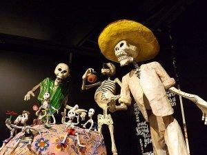 Folk Art Museum Mexico City