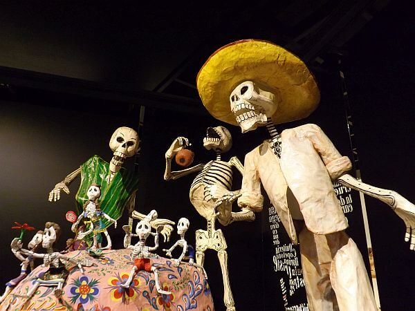 Folk Art Museum Mexico City