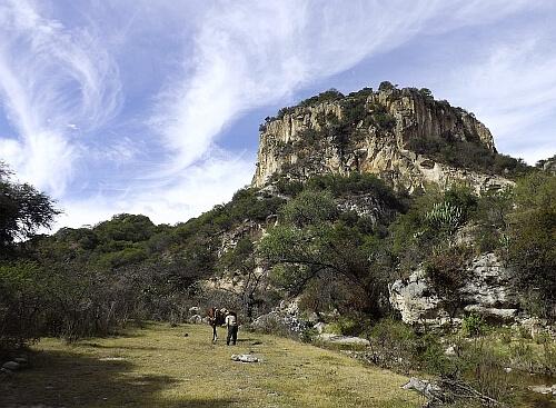 canyon near San Miguel
