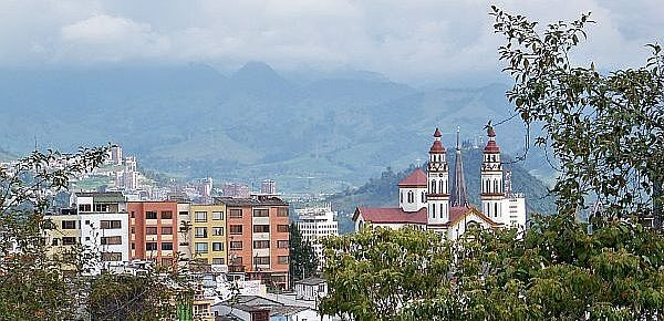 Manizales cheap rent living in Colombia