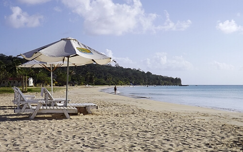 Arenas beach