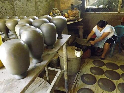 Nicaraguan artisan