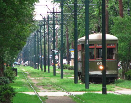 St. Charles line