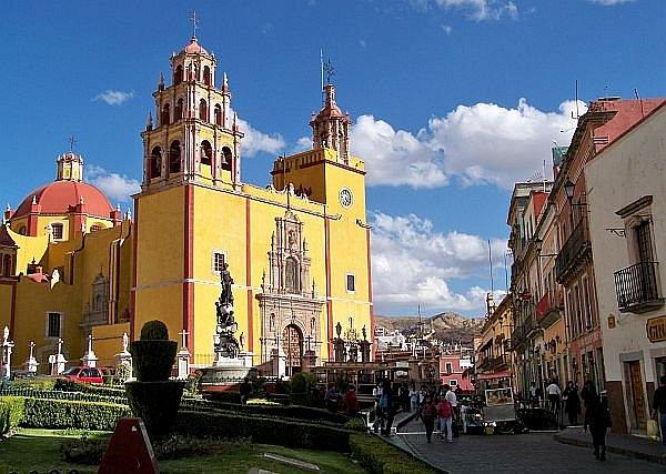 living in Guanajuato Mexico