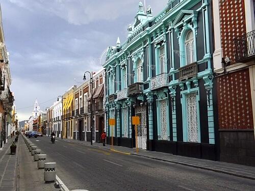 Poblano street