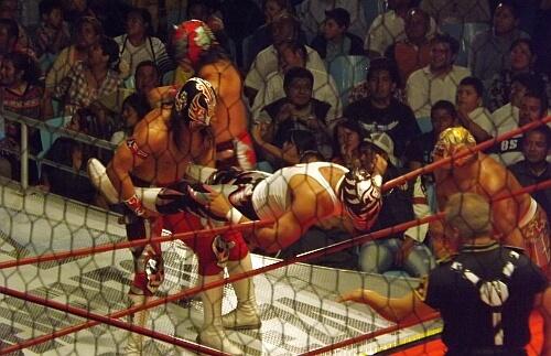 Lucha Libre Puebla