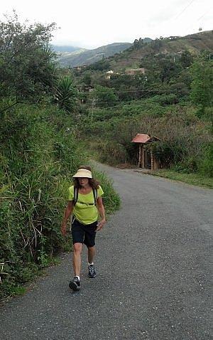 Author Susan Schenck lives in Cuenca, Ecuador for cheap.