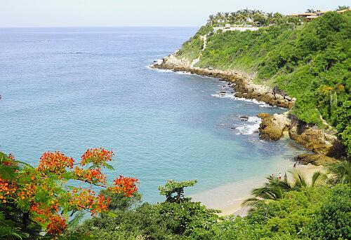 Carazilillo Beach