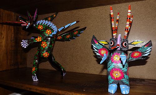 crafts Oaxaca