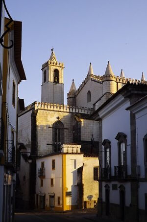 The cost of living in Portugal is low by European standards, including in gorgeous towns like Evora