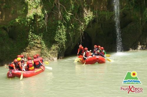 Rafting Mexico