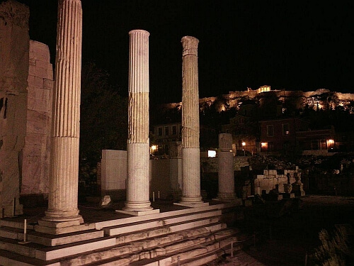 Athens Greece travel