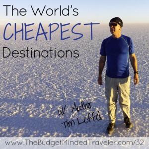 Leffel budget minded traveler