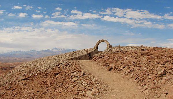 Atacama Desert story