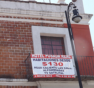 cheap hotel Mexico