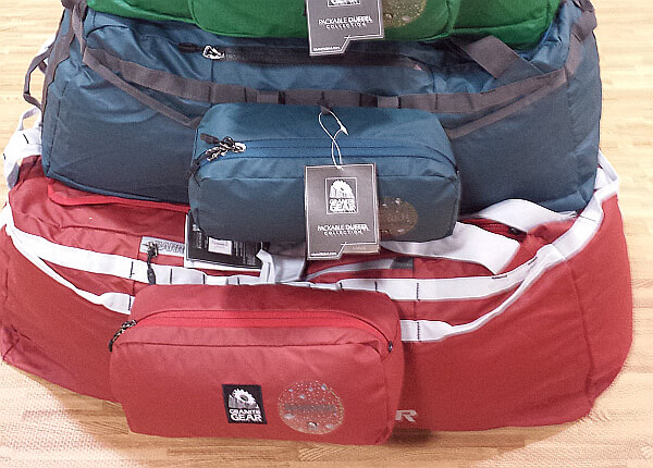 packable luggage - update your travel gear