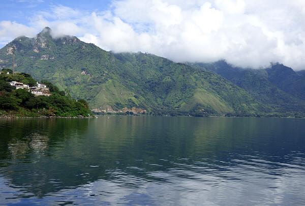 Lake Atitlan view