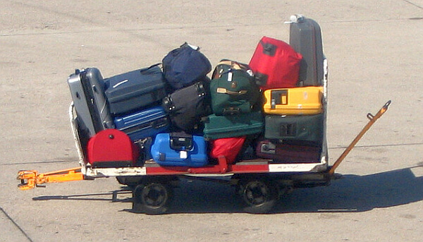 luggage fees U.S. airlines
