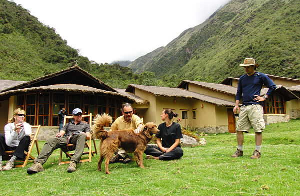 adventure lodge peru
