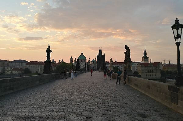 travel prices in Prague - St. Charles Bridge