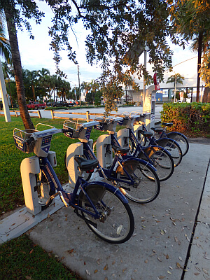 Fort Lauderdale bike share