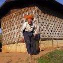 Village elder in Burma