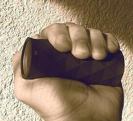 Buckshot Bluetooth speaker