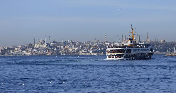 Sea of Marmara ferry