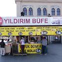 Turkish street food