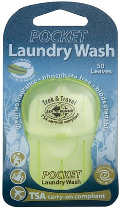 pocket tabs toiletries wash
