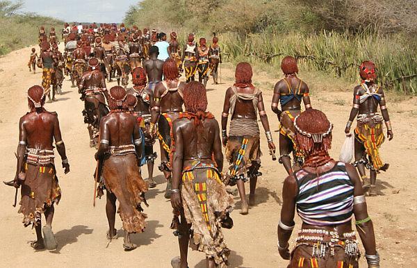 Omo Valley Ethiopia
