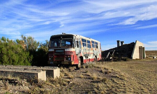 Cabo Raso Argentina