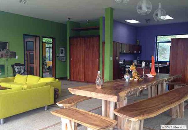 Vilcabamba house