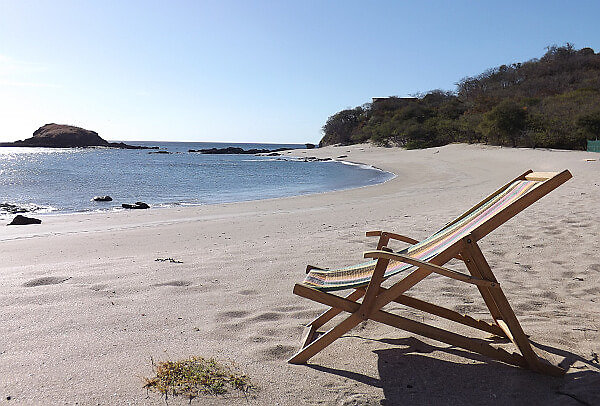Nicaragua beach