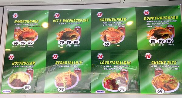 fast-food