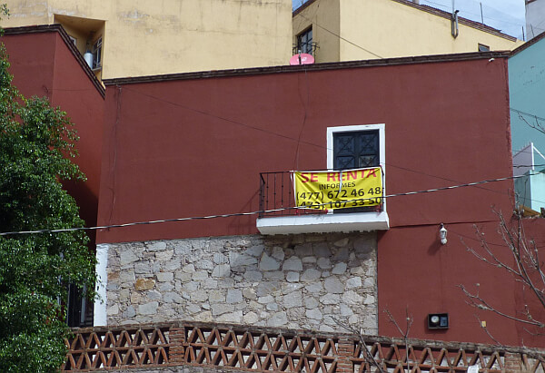 house for rent guanajuato
