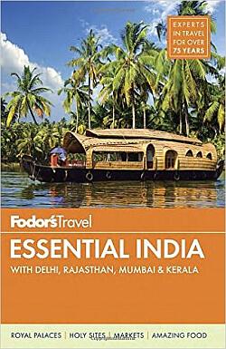 Essential India book