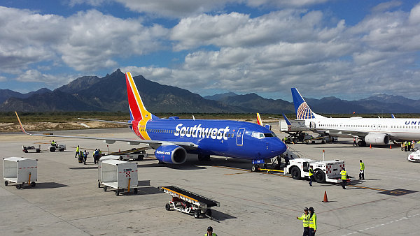 free vacations on Southwest airlines