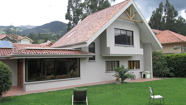 buying a house in Cuenca