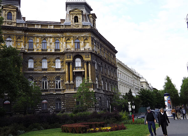 living in Budapest
