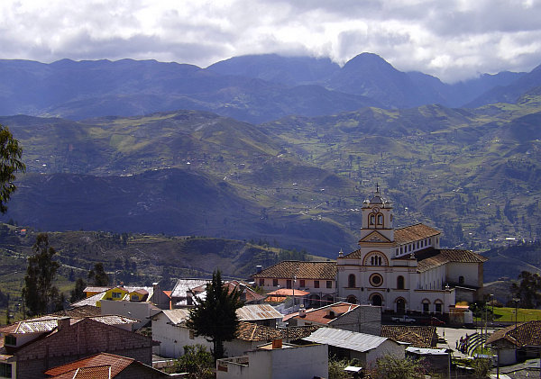international living in Ecuador