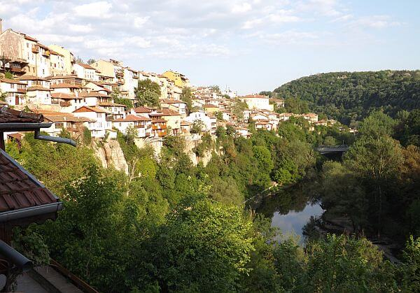 northern Bulgaria cheap travel