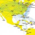 budget flights from USA