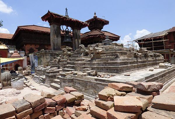 Bhaktapur two years after the earthquake