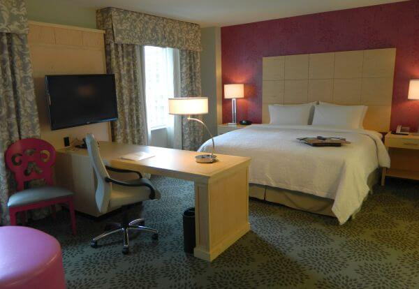 best cheap hotel chains Hampton Inn